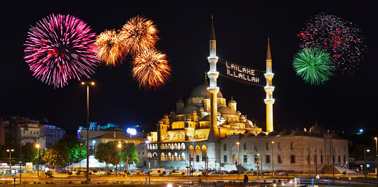 Новый 2020 год в Турции