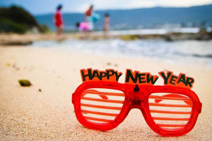 Новый год на Гоа
