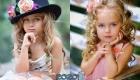Детские образы с распущенными волосами
