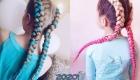 Красивые косички для девочки мода 2020