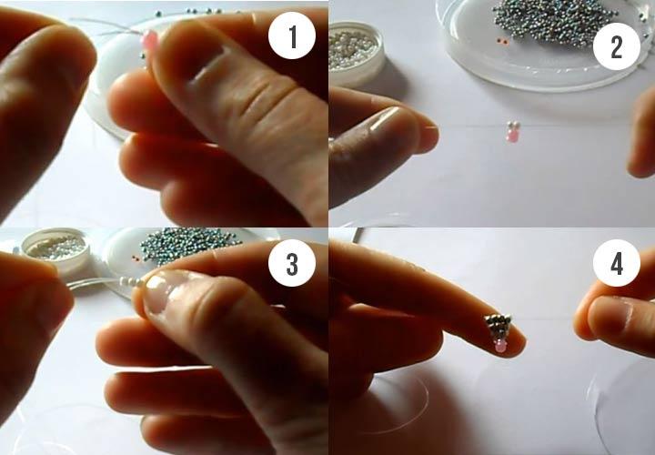 Пошаговая инструкция изготовления мышки из бисера своими руками