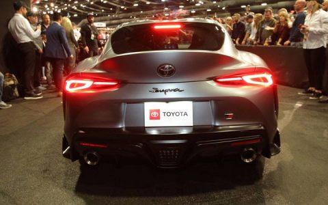 продана первая Тойота Супра