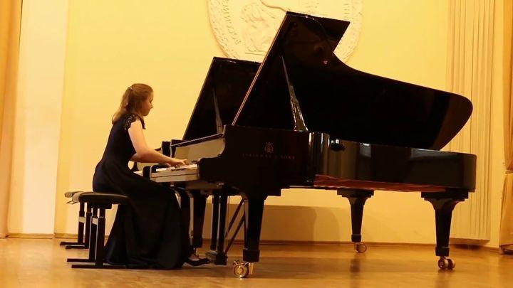 Международный конкурс памяти Елены Фабиановны Гнесиной