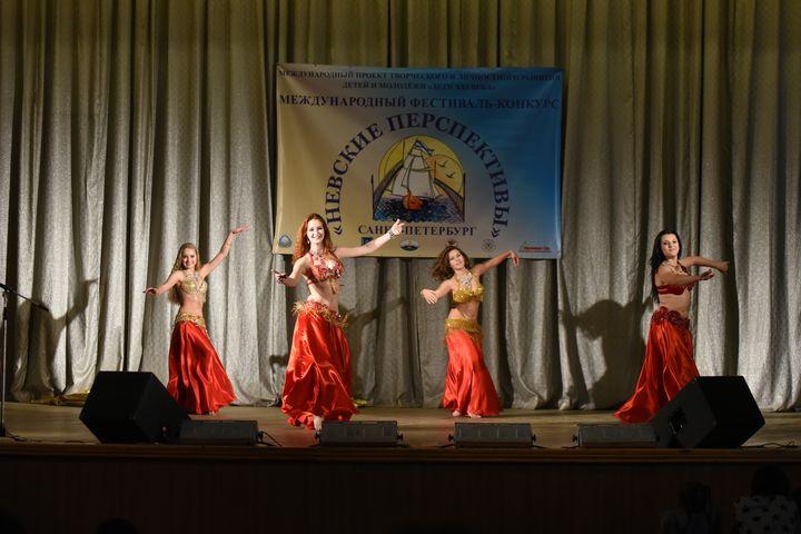 Международный фестиваль «Невские перспективы»