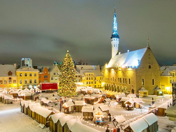Ярмарки Таллина