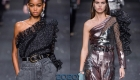 Асимметричная блуза мода 2020 года