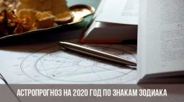Астропрогноз на 2020 год для всех знаков зодиака