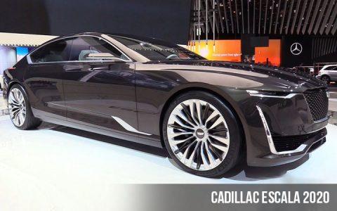 Cadillac Escala 2020