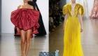Модные яркие оттенки на Новый Год 2020