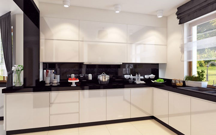 Кухня в стиле модерн - идеи интерьера на 2020 год