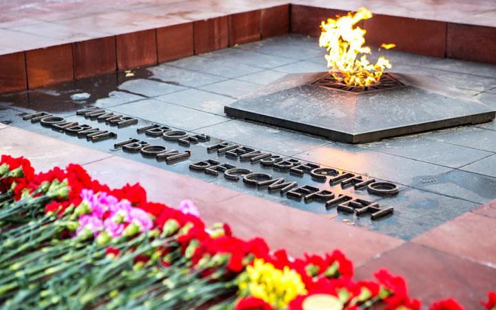 Традиции празднования дней воинской славы в России