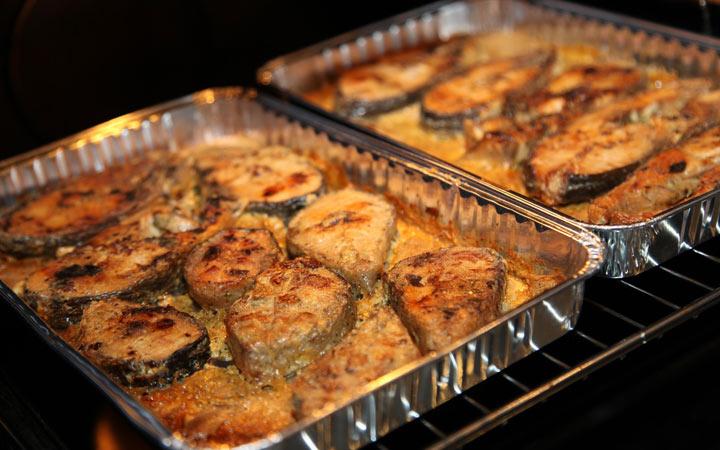 Рецепты горячих блюд на Новый Год 2020