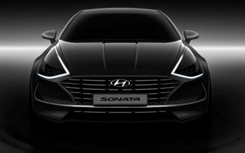 Цвета, интерьер и технические характеристики Hyundai Sonata 2020 года головная оптика