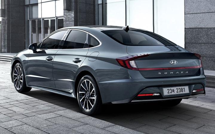 Представлен новый Hyundai Sonata 2020 года