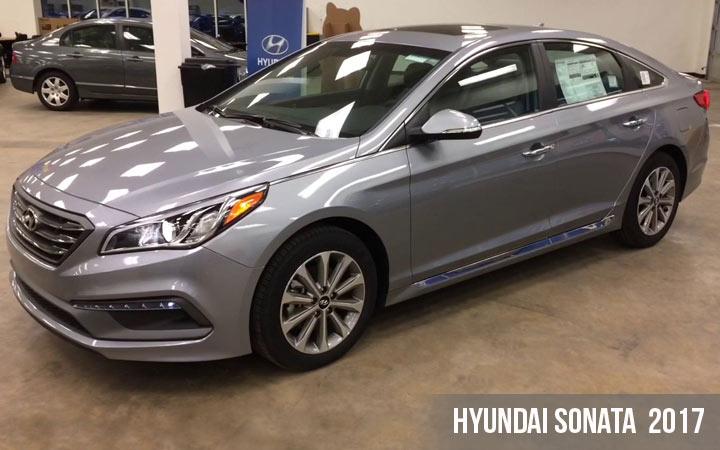 Hyundai Sonata 7 поколения