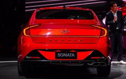 Все о новом Hyundai Sonata 2020