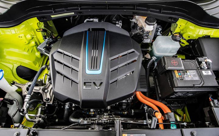 Электрический двигатель Kia Soul 2020