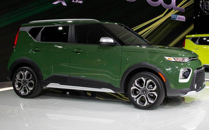 Комплектации и характеристики нового Kia Soul 2020
