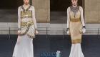 Вечерние платья Шанель осень-зима 2019-2020