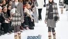 Модные образы показа Шанель осень-зима 2019-2020