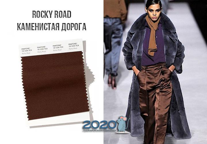 Rocky Road (№19-1234) осень-зима 2019-2020