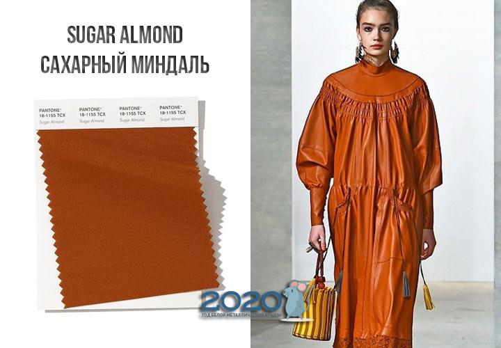 Sugar Almond (№18-1155) осень-зима 2019-2020
