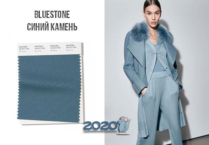 Bluestone (№18-4217) осень-зима 2019-2020