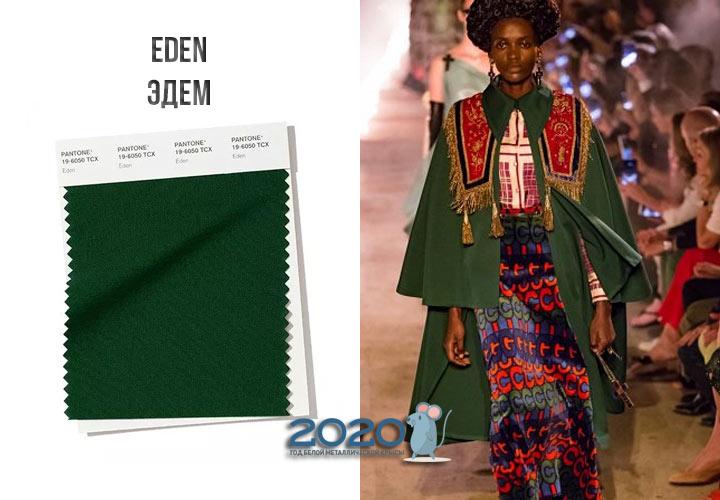 Eden (№19-6050) осень-зима 2019-2020
