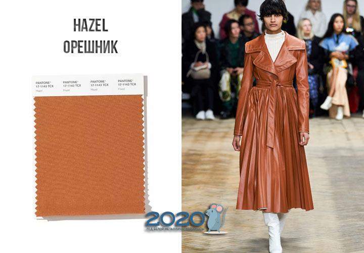 Hazel (№17-1143) цвет Пантон зима 2019-2020
