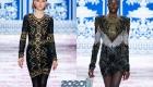 Необычное новогоднее платье на 2020 год