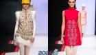 Лучшие модели коротких новогодних платьев 2020 года от дизайнеров