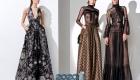 Модное платье А-силуэта на 2020 год