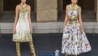Новогоднее платье 2020 от Шанель