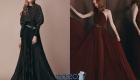 Платье-гофре осень-зима 2019-2020