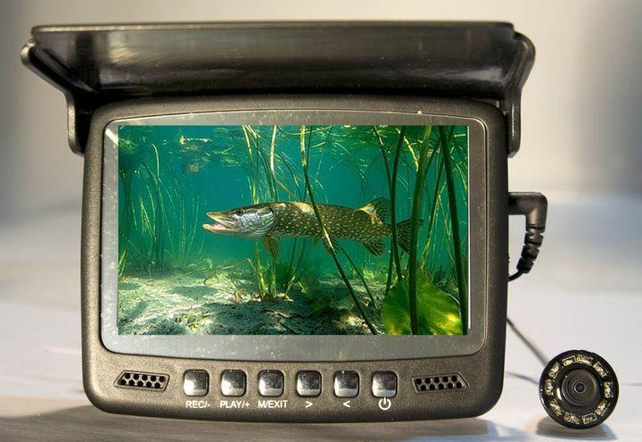 Подводная видеокамера для рыбака