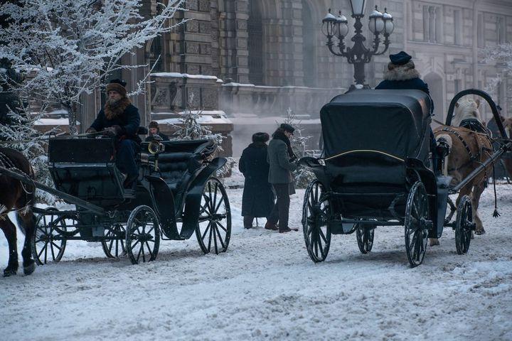 Серебряные коньки - фильм 2020 года