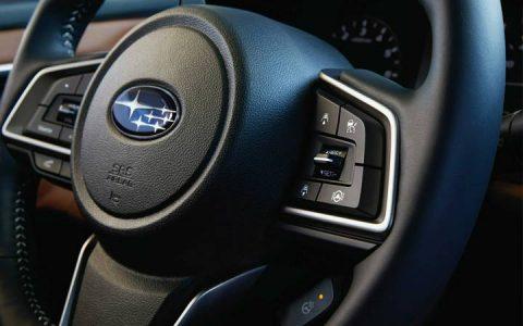 Руль Subaru Legacy 2020