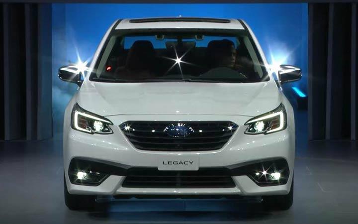 Новый Subaru Legacy 2020