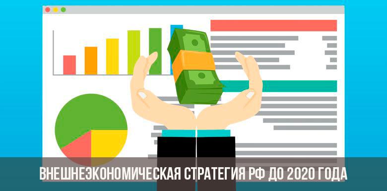 Внешнеэкономическая стратегия РФ до 2020 года