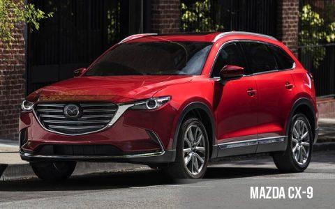 Mazda СХ-9