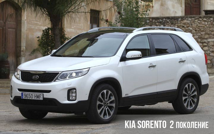 Kia Sorento 2 поколение