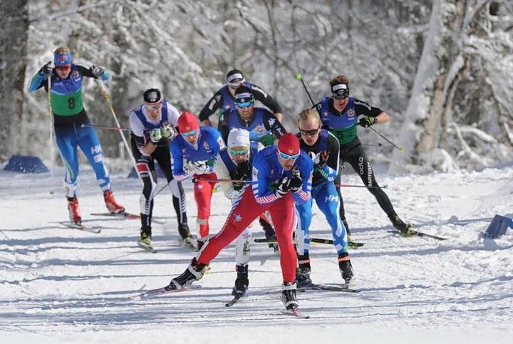 Лыжные гонки 2020 года