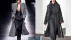 Пальто длины макси мода осени и зимы 2019-2020 года