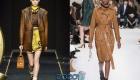 Стильные женские пальто осень 2019 - зима 2020 года