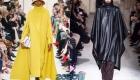 Модный кейп вместо пальто на осень-зиму 2019-2020 года