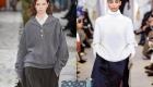 Оверсайз - тренды свитеров 2019-2020 года