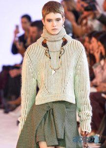 Красивые свитера сезона осень-зима 2019-2020