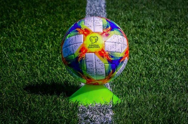 Официальный мяч квалификации Евро 2020 по футболу