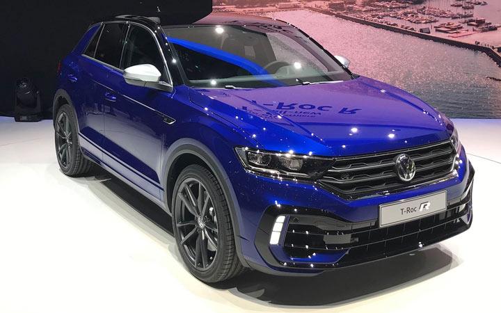 Volkswagen T-Roc R 2019-2020