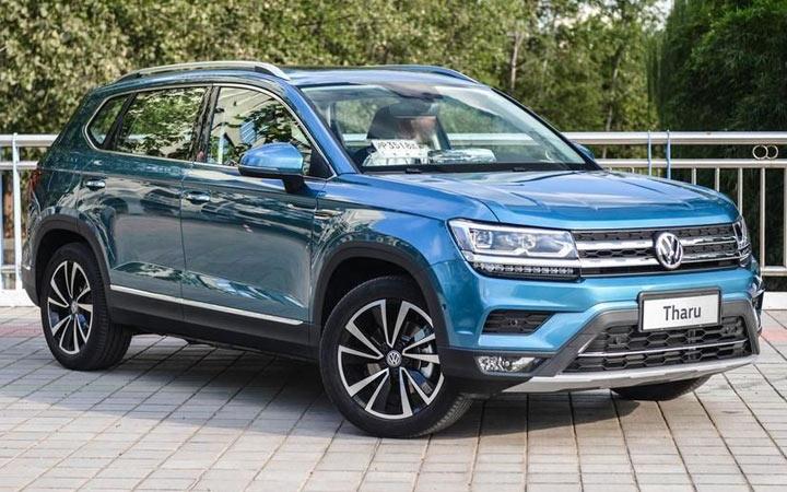 Экстерьер Volkswagen Taru 2019-2020